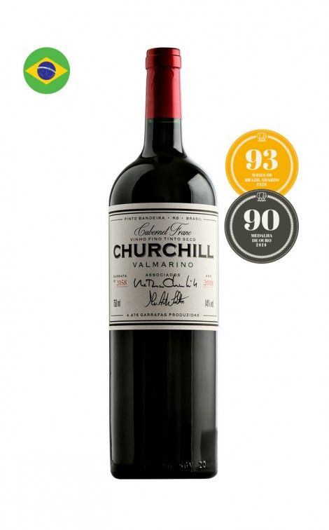 Cabernet Franc Churchill 2018
