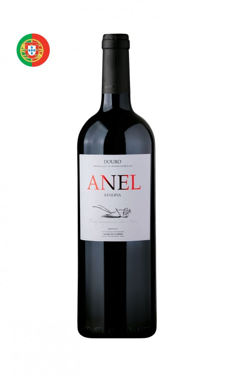 Anel Tinto Reserva D.O.C 2018